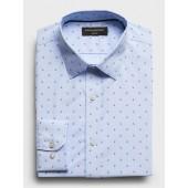 Slim-Fit Non-Iron Shirt