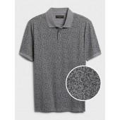 Standard-Fit Dress Polo