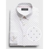 Slim-Fit Tech Stretch Shirt
