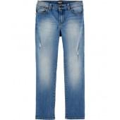 Skinny Jeans - Sun Faded Medium Wash