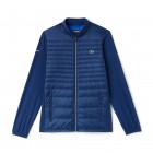 Mens SPORT Water-Resistant Technical Quilted Golf Jacket