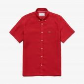 Mens Regular Fit Linen Shirt