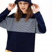 Women's Boat Neck Cotton T-shirt