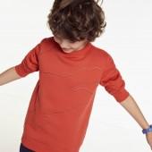 Boys' SPORT Oversized Croc Fleece Tennis Sweatshirt