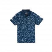 Boys SPORT Print Technical Jersey Polo- x Novak Djokovic Off Court Premium Edition