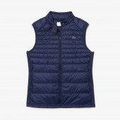 Womens SPORT Water-Resistant Quilted Technical Golf Vest
