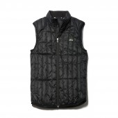 Mens SPORT Golf Water-resistant Quilted Vest