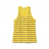 Womens Cotton And Linen Tank Top