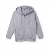 Unisex M/M Collab Hooded Fleece Zippered Sweatshirt