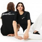Mens LIVE Crew Neck Signature Jersey T-shirt