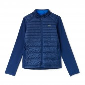 Womens SPORT Quilted Technical Golf Jacket