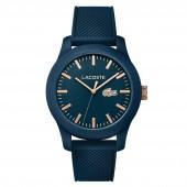 Unisex Lacoste 12.12 Blue Watch