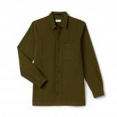 Mens Regular Fit Lightweight Cotton Flannel Shirt