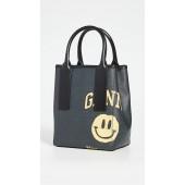 Smiley Bucket Bag