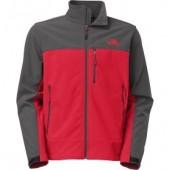 The North Face Men's Apex Bionic Jacket Tnf Red/asphalt Grey (Large)