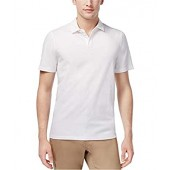 Michael Kors Mens Space Dye Rugby Polo Shirt