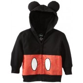 Disney Toddler Boys' Mickey Mouse Hoodie
