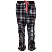 Rene Rofe Women's Fleece Pajama Lounge Pants Pockets