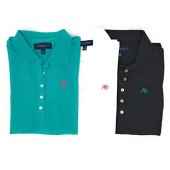 Aeropostale Women's Polo Shirt Set of 3