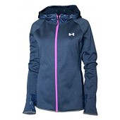 Under Armour Athletic Full Zip Storm Hooded Light Jacket Hoodie