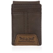 Levi's Men's Matt Slim Front Pocket Wallet