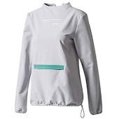 adidas Women's EQT Zip Sweater Grey BR5165