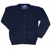 French Toast Girls' Knit Cardigan Sweater