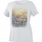 O'Neill Women's Graphic S/S Sun Shirt C Wetsuits