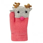 Christmas Gloves,Cute Thicken Stitching Hot Girls Boys Of Winter Warm Gloves