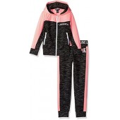 Limited Too Big Girls' 2 Piece Fleece Jog Set (More Styles Available)