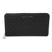Michael Kors Jet Set Travel Zip Around Travel Wallet