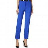 Calvin Klein Women's Straight Fit Career Pant