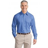 Port Authority Men's Tall Long Sleeve Non Iron Twill Shirt