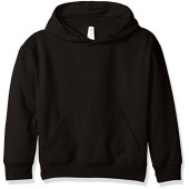 Clementine Big Girls (7-16) Apparel Youth Hooded Pullover Sweatshirt With Pouch Pocket