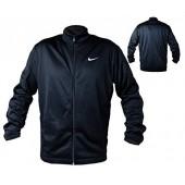 Nike Golf Therma-Fit Stay Warm Mens Full Zip Jacket (medium, black)