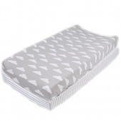 Cotton Diaper Changing Pad Cover 2 Pack