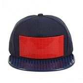 Kids Personality Customize Cap Blocks DIY Baseball hat for Children Detachable