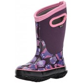 Bogs Kids' Classic Owl Snow Boot