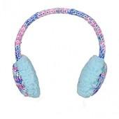 ManxiVoo Unisex Adult Baby Cartoon Ear Warmers Winter Earmuffs with Knitted Design Earwarmer