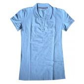 Nautica Women Split-Neck Polo Shirt