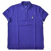 Polo Ralph Lauren Womens Classic Fit Mesh Polo Shirt