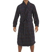 B O P J Mens Microfleece Robe
