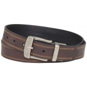 Levis Mens Big & Tall 1 1/2 in. Cut-Edge Reversible Belt (Extended Size)