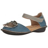 L'Artiste by Spring Step Women's Caicos-Blum Mary Jane Flat