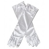 Children Wear Flower Girl Short Gloves Wedding Party Clothing Accessory