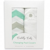 Mint Jersey Cotton Sheets
