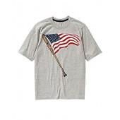 Gymboree Boys' Big Flag T-Shirt