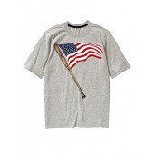 Gymboree Big Boys' Flag T-Shirt