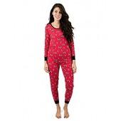 Leveret Womens Pajamas 2 Piece Pajama Set 100% Cotton Size X-Small-X-Large
