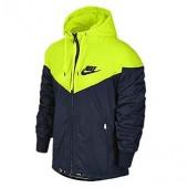 NIKE Sportswear Windrunner Novelty Women's Windproof Hooded Jackets 903782-010 012 451